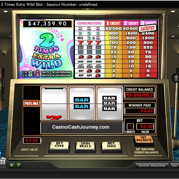slots casino online extra wild spielen