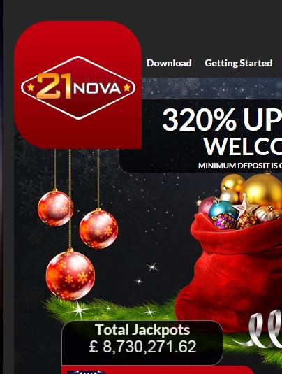 21 nova casino instant play