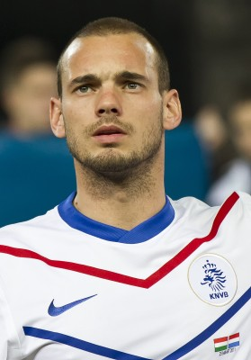 Wesley Sneijder to receive a whopping €15 Million salary?