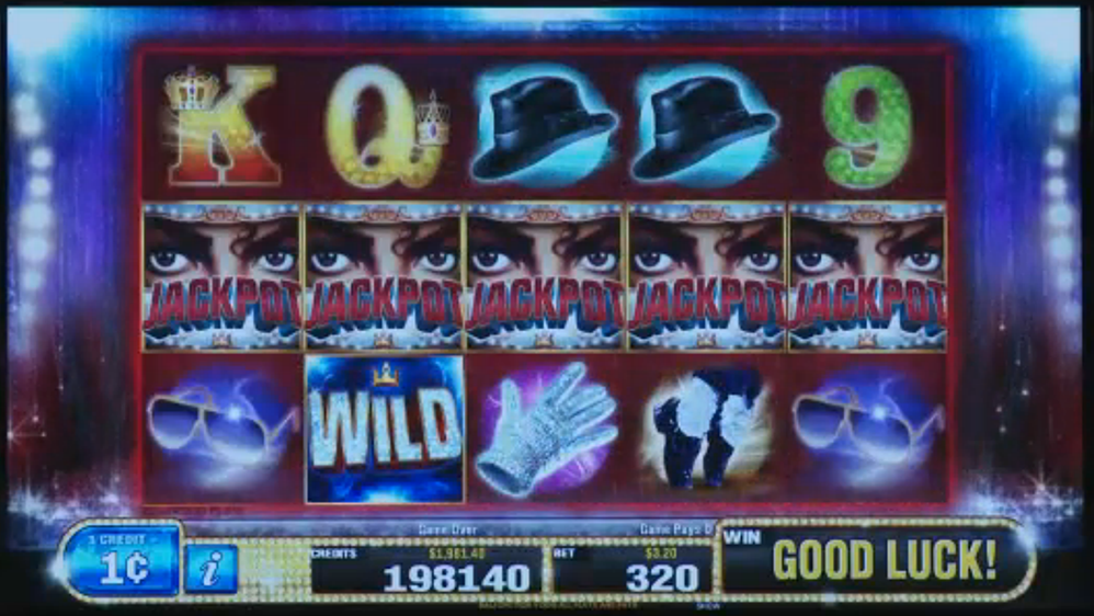 free slot machine michael jackson
