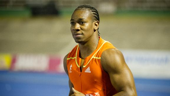 There was shock at the Jamaican Olympic Athletic Trials as Yohan Blake beat Usain Bolt into second place in the 100m final