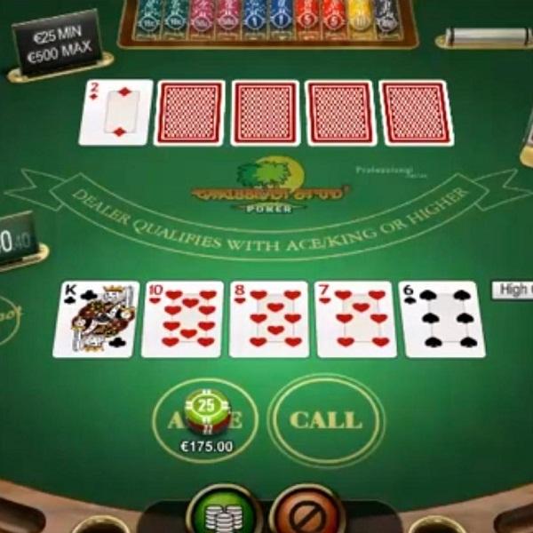 online casino jackpot caribbean stud