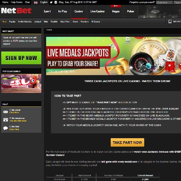 live casino online jackpot spiele