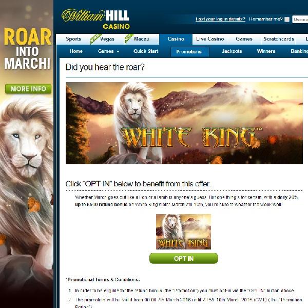 online casino william hill king com spielen