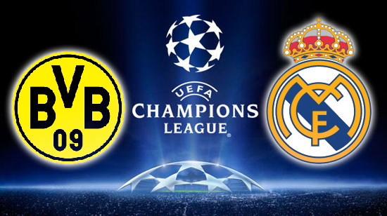 Wednesday will see Bor Dortmund host Real Madrid in a Champions League match for which the away team are definite favourites with odds of 6/5 versus Dortmund's 18/7.