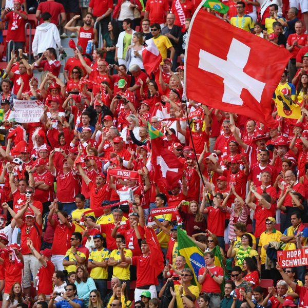 Euro 2016: Switzerland and Romania draw