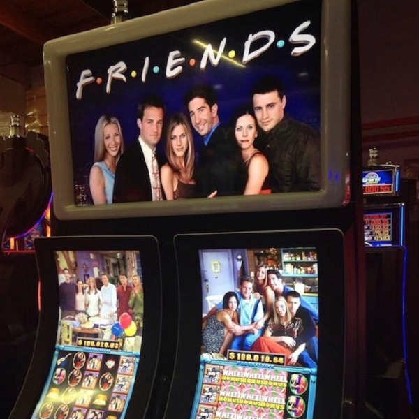 Friends Slot Machine