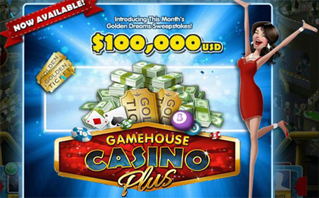 This is all Cheats for GameHouse Casino Plus