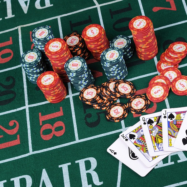 Gambling effects on government casino pay out