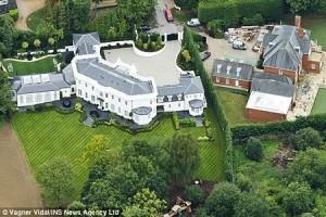 John Terry's £5.25 million mansion