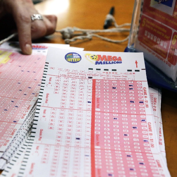 $536M Mega Millions jackpot claimed by anonymous couple