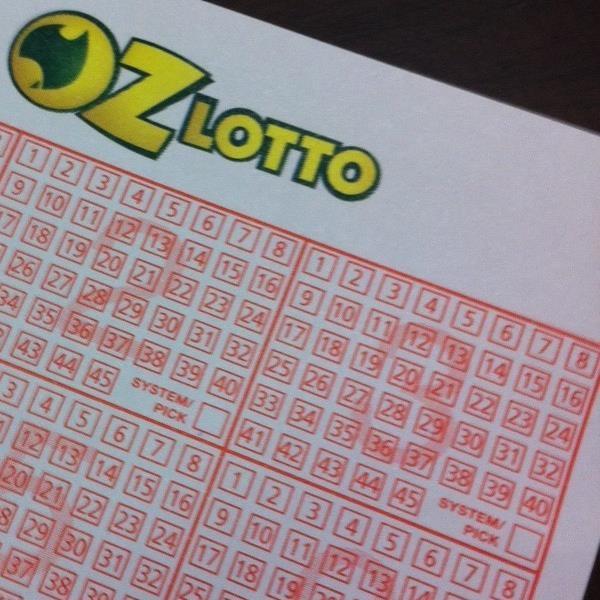 Oz Lotto Ticket Price
