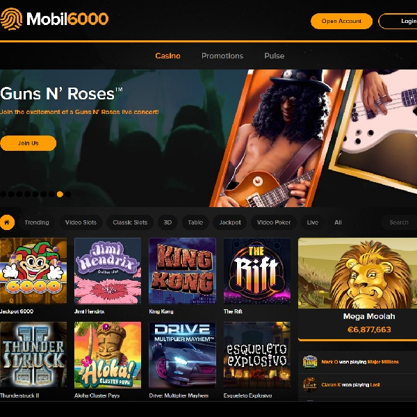 Casino - Mobil6000