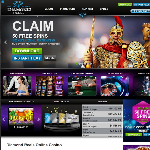 online casino news like a diamond