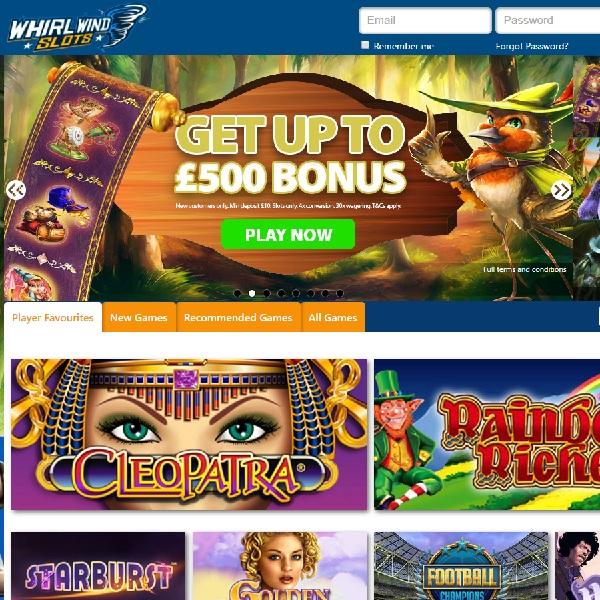 whirlwind casino