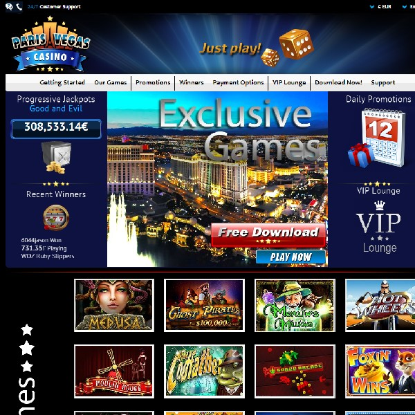 how to play casino online europe entertainment ltd