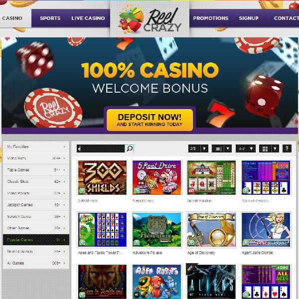 new online casino crazy cactus