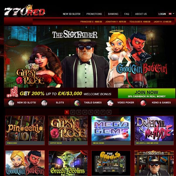 new online casino videoslots