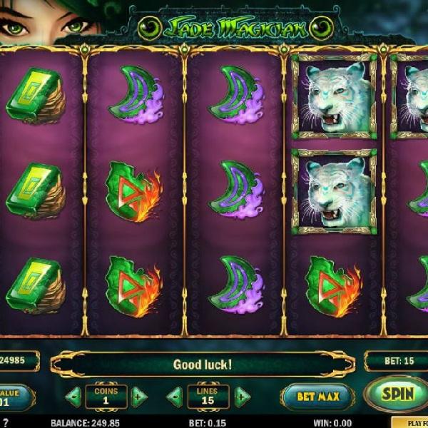 Jade Magician Slot Takes You on a Fantasy Adventure