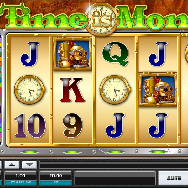 Time Is Money Slot Offers Quick Big Wins