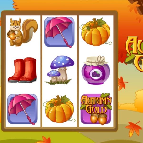 Autumn Gold Slot Offers Classic Bonus Games