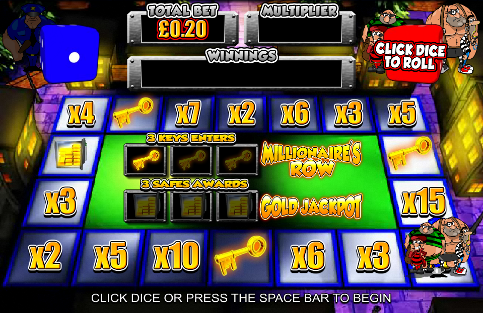free online casino slot cops and robbers slots