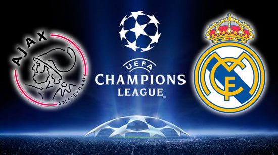 Real Madrid vs. Ajax Betting Odds Preview