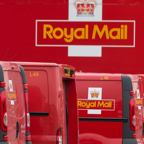 Royal Mail Share Price Remains Steady