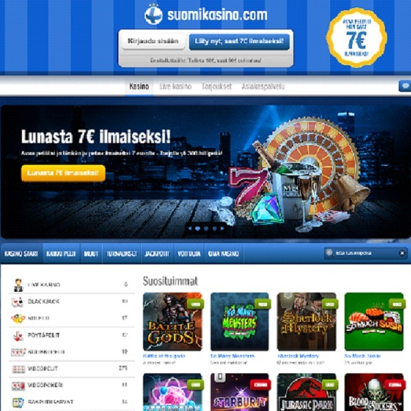 Live Casino | 400€ Bonus | Casino.com Suomi