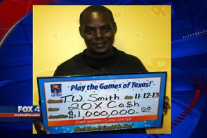 Texas Man Wins Second Lottery Prize This Year