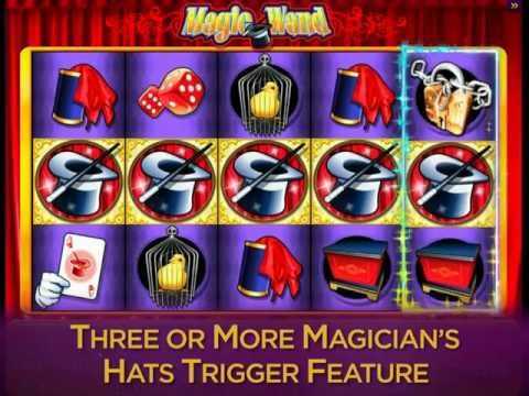 The magic theme of this slot game is great. Magic and luck go hand in hand.