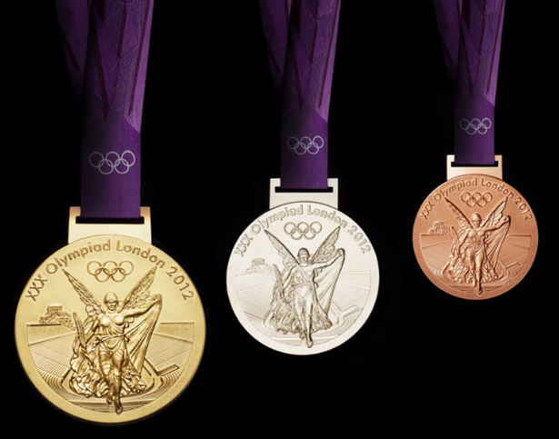 While every athlete dreams of Olympic Gold, the true value of these medals is somewhat surprising.