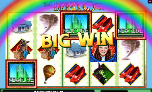 WMS Gaming's follow up to their Wizard of Oz slot games is packed with great bonus features and fun graphics.