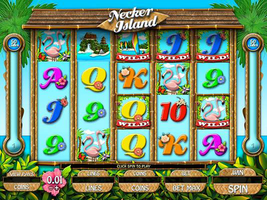 Virgin Games will soon be launching a Necker Island video slot game which has been created exclusively for Virgin customers.