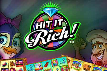 Hit It Rich Free Coins