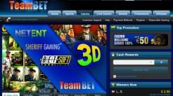 New Online Casino – TeamBet Casino