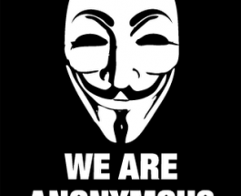 Anonymous Hackers Threaten Facebook and Zynga