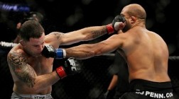 BJ Penn vs Frankie Edgar