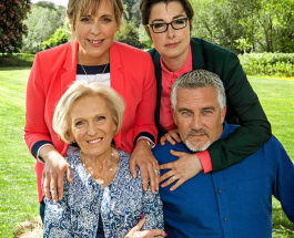 Betting Banned on The Great British Bake Off