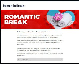 Win a Romantic Holiday at Party Casino