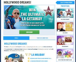 Win a Dream Hollywood Holiday at BGO Casino