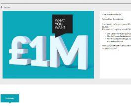 Win a Share of £1 Million Cash at Gala Casino