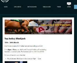 Get Up to £100 Free Bets at Grosvenor Casino