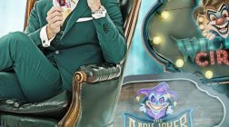 Win Cash Prizes in Mr Green Wicked Circus Promotion