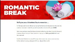 Win A Romantic Holiday Worth $1,000 at Party Casino