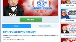 Enjoy a Double Live Dealer Promotion at BGO