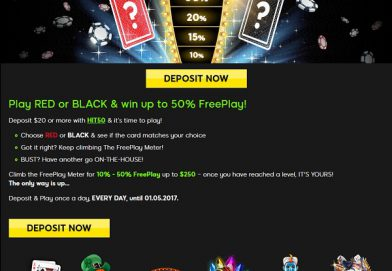 Win $250 Free Play at 888 Casino Every Day