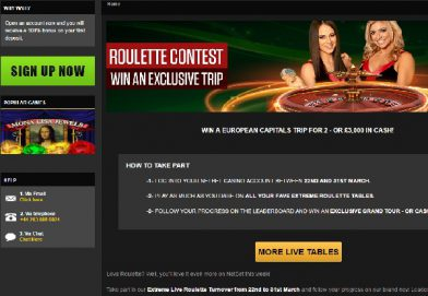 Win a Grand Tour of Europe at NetBet Casino