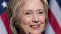 Mystery Woman Bets £183K On Hillary Clinton Winning the Election