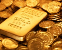 Gold Back On The Rise After Weekend Slump